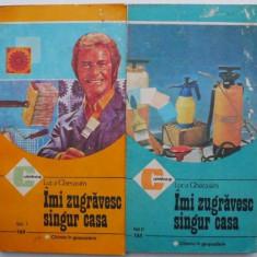 Imi zugravesc singur casa (2 volume) – Luca Gherasim