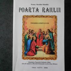 NICODIM MANDITA - POARTA RAIULUI (2002)