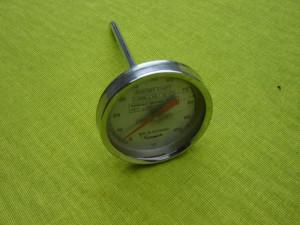 Termometru suedez cu tija