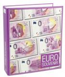 Album pentru bancnote de 0 euro, coperta laminata - fara folii