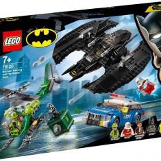 LEGO DC Super Heroes - Batman Batwing si furtul lui Riddler 76120