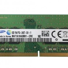 Memorii Ram Laptop Samsung 8GB DDR4 PC4-2400T 2400Mhz M471A1K43BB1
