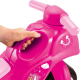 Prima mea motocicleta Unicorn, DOLU