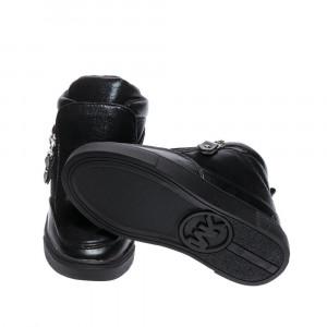 Pantofi sport copii Laurenta negri