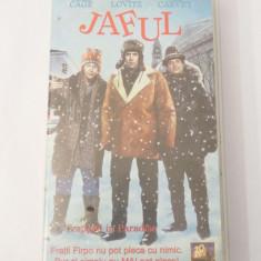 Caseta video VHS originala film tradus Ro - Jaful