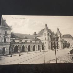 Timisoara Gara 1905