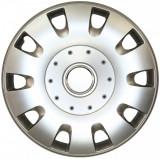 Set capace roti 16 inch tip Vw, culoare Silver 16-401, R 16, Croatia Cover