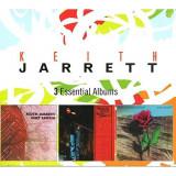 Keith Jarrett 3 Essential Albums box digi (3cd)