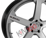 Sticker jante - Subaru (set 4 buc.)