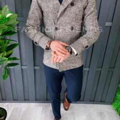 Palton toamna - pentru barbati - LICHIDARE DE STOC - A7025