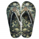 Papuci plaja Fat Face - 8 MODELE - cel mai mic pret, 41 - 45, Multicolor