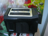"""Toaster """"Easy Black"""", 800 W - Unold, aproape nou"""