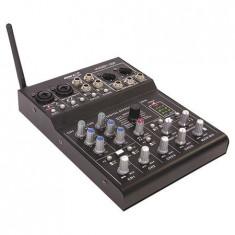 Mixer 6 canale cu placa de sunet usb/bluetooth/dsp