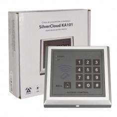 Resigilat : Cititor de proximitate cu tastatura SilverCloud KA101 stand alone pent