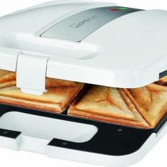 Sandwich-maker ST-3629 Clatronic 1200W alb Handy KitchenServ