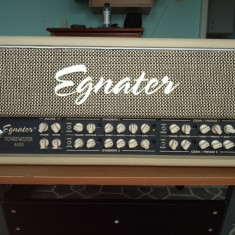 Amplificator chitara Egnater Tourmaster4100,4 canale,footswitch,effect loop