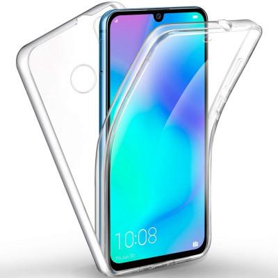 Husa protectie 360° fata + spate pentru Huawei Y6 2019 / Y7 2019 foto