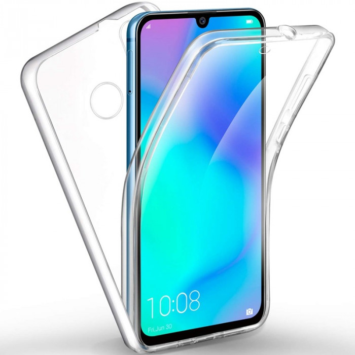 Husa protectie 360° fata + spate pentru Huawei Y6 2019 / Y7 2019