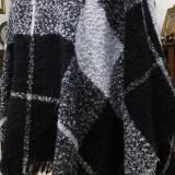 Poncho Amisu negru