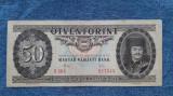 50 Forint 1983 Ungaria