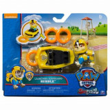 Set figurine Paw Patrol - Rubble, Spin Master