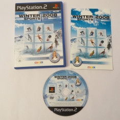 Joc Playstation 2 - PS2 - Winter Sports 2008 the Ultimate Challenge RTL