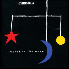 VINIL   Chris Rea – Wired To The Moon  LP VG+