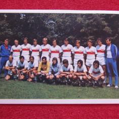 Foto (veche) - echipa de fotbal VFB STUTTGART( Germania 1971)