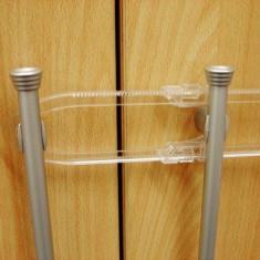Siguranta transparenta pentru usi de dulapuri REER 7103.9