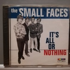 Small Faces - It's All Or Nothing (1993/Polydor/Austria) - CD ORIGINAL/Sigilat