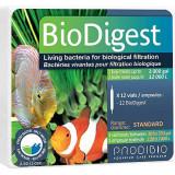Cumpara ieftin Tratament apa acvariu Bio Digest 12 fiole - PRODIBIO