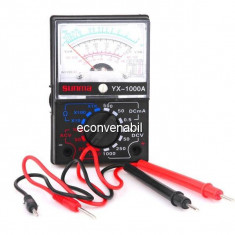 Multimetru Analogic YX1000A