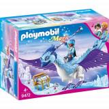 Set de Constructie Pasarea Phoenix a Iernii, Playmobil