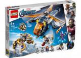 LEGO Marvel Super Heroes - Razbunatorii - Hulk doboara elicoptere 76144