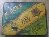 Mircea, tigarete de lux cu carton// cutie din tabla