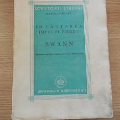 Cumpara ieftin MARCEL PROUST-IN CAUTAREA TIMPULUI PIERDUT SWANN-1945-r3b