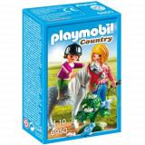 Set de Constructie Plimbare cu Poneiul - Country, Playmobil