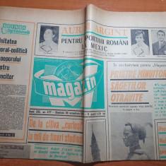magazin 14 septembrie 1968-120 ani de la luptele din dealul spirei,judetul buzau