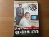 nea marin miliardar sergiu nicolaescu dvd film romanesc de colectie comedie