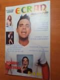ecran magazin 2-8 octombrie 2000-adrian enache,laura stoica,liviu vasilica