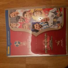 Binder gol, cartonase Adrenalyn, WORL CUP 2018 Russia coperti originale