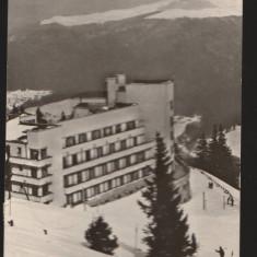 "CPI B13653 CARTE POSTALA - SINAIA - HOTEL TURISTIC ""COTA 1400"", RPR"