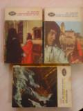Dupa douazeci de ani - AL. DUMAS , 3 volume , editie 1971