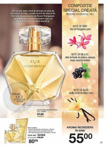 Apa de parfum Eve Confidence 50 ml - sigilat