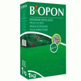 Ingrasamant pentru gazon cu buruieni control, 1 kg, Biopon