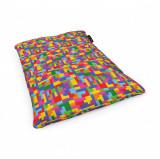 Cumpara ieftin Fotoliu Units Puf (Bean Bags) tip perna, impermeabil, lego tetris