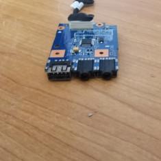 Port Audio + Usb Laptop lenovo B570