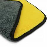 Cumpara ieftin Lavetă auto NEX CARE PREMIUM Microfibră 445 x 375mm Curata grasimea Eficient Plus cu 2 Straturi Galben
