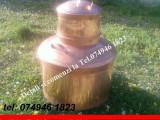 Cazan pt tuica de cupru.capaciate de 120 de litri, Zoffoli