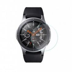 Folie protectie ecran sticla securizata pt smartwatch Samsung Galaxy Watch 42mm